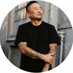 About Roy Choi